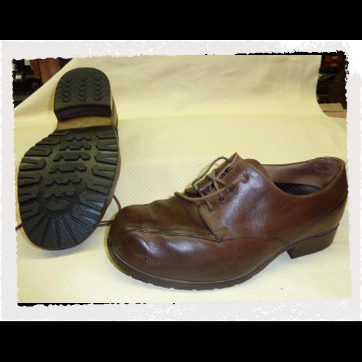 Reparierter, aufbereiteter Schuh, Reparaturen